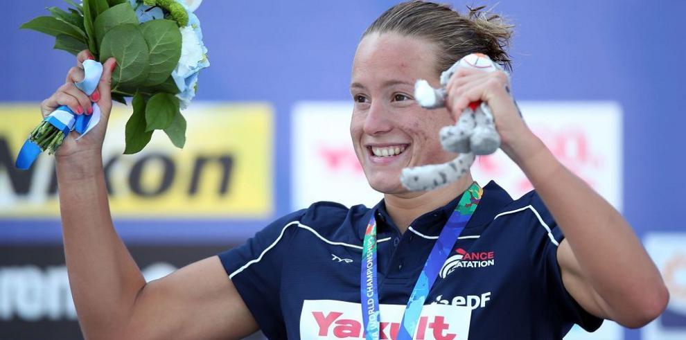 Muller logra el oro mundial en 10 km.