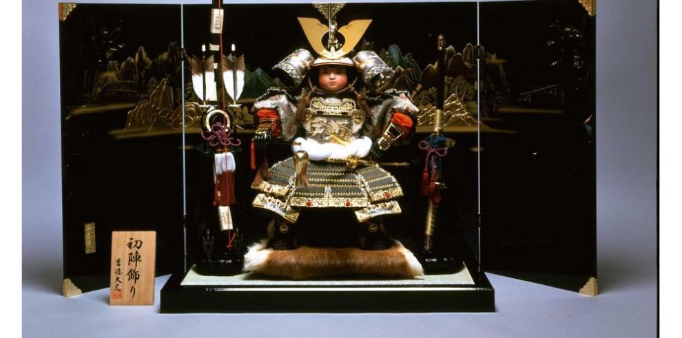 Emperadores y guerreros exhiben cultura