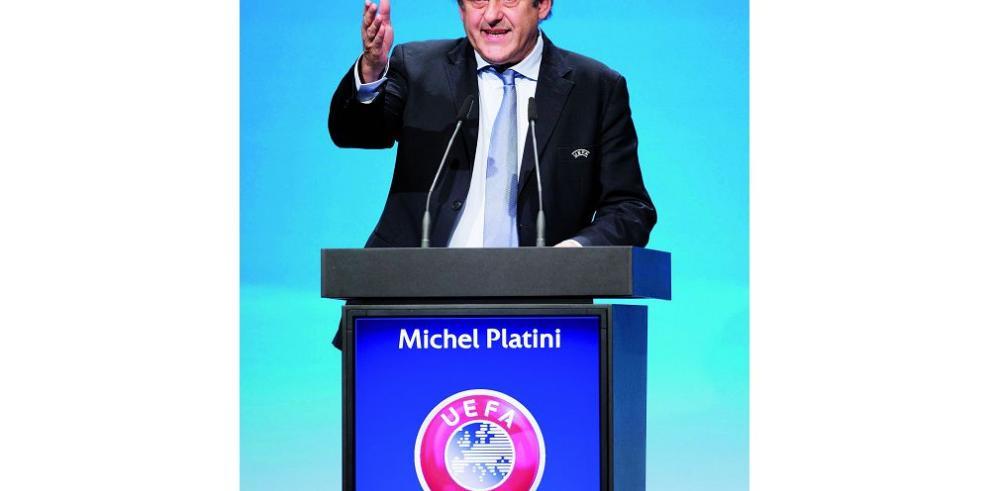 Platini decide esta semana si es candidato