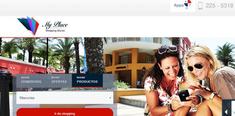 Panameños lanzan página web para facilitar las compras