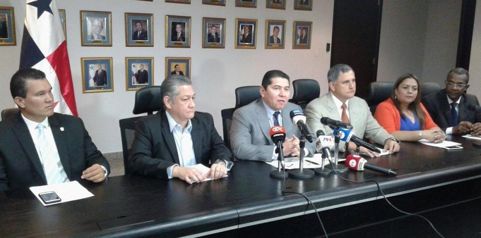 Presidente de la Asamblea presentó la agenda legislativa