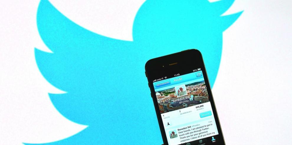 Twitter salta más de 5% tras falso despacho atribuido a Bloomberg