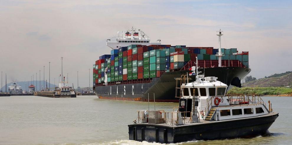 Disminuye registro de naves de Panamá