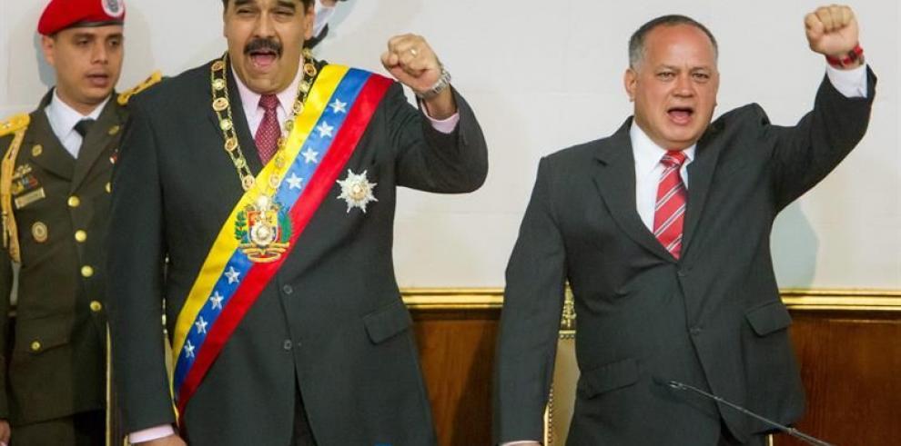 Corte de EEUU cita a Cabello por supuesta compra de material de defensa