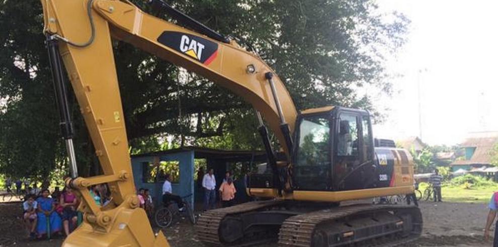 $25 millones para la rehabilitación de vías en Puerto Armuelles