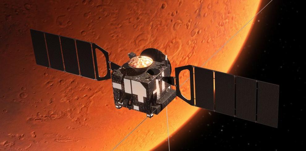 Rocas de tipo terrestre encontradas en Marte