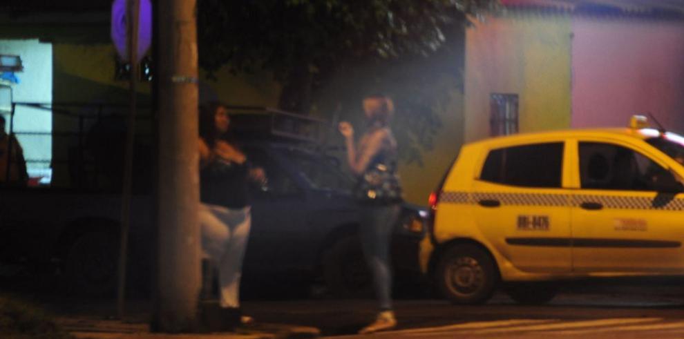 """En Panamá, la prostitución quedó en un """"vacío legal"""""""