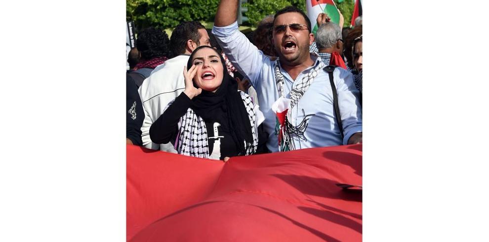 Palestinos acusan a Israel de la violencia en Cisjordania