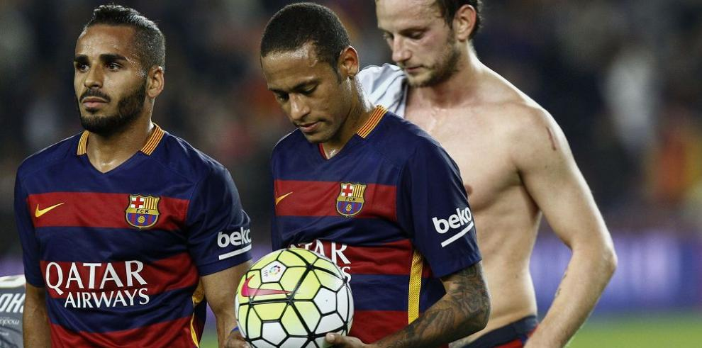 Barça y Madrid dan goleadas a sus rivales