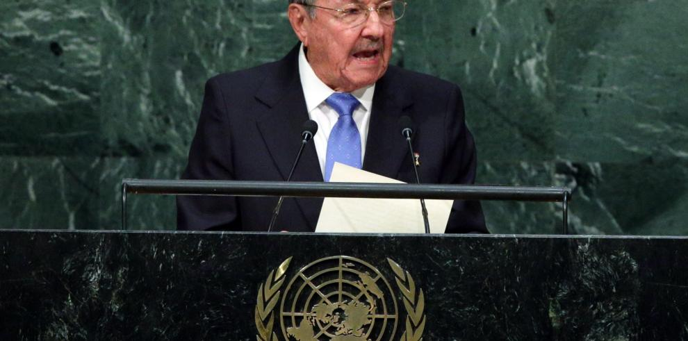 Castro dice en ONU que queda largo camino para normalización con EEUU