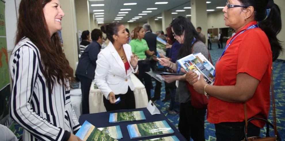 Agentes de viajes llegan a Panamá