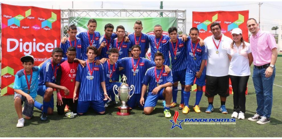 Chitré 1 es campeón del Fútbol Unificado