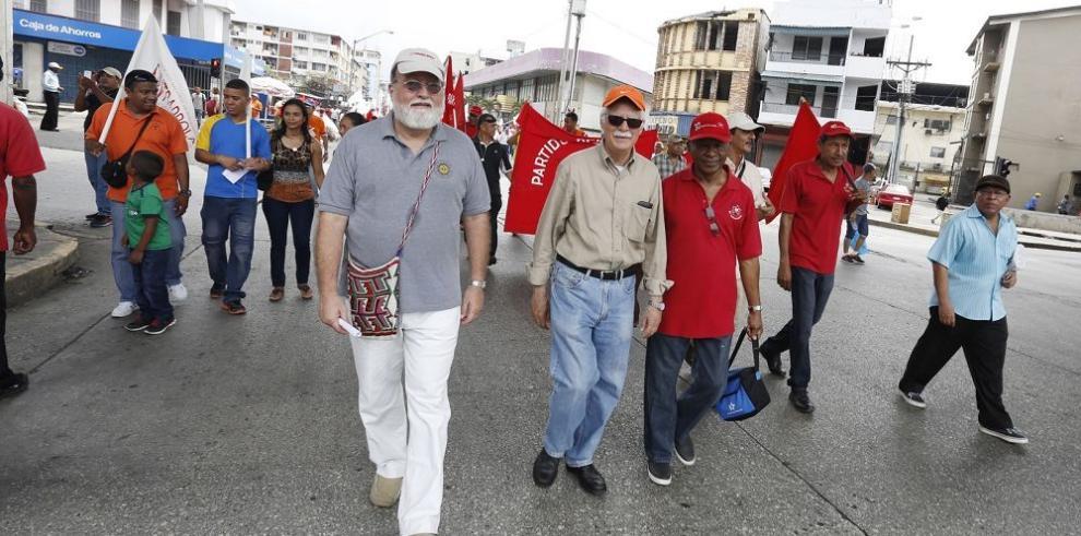 Los gritos de la lucha sindical que renacen con cada mayo