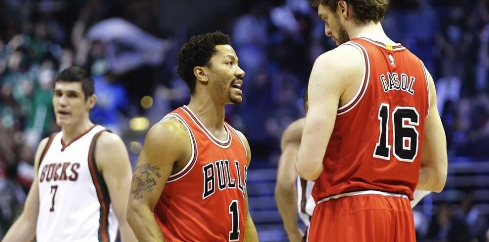 Cavaliers vs. Bulls, una serie de alaridos