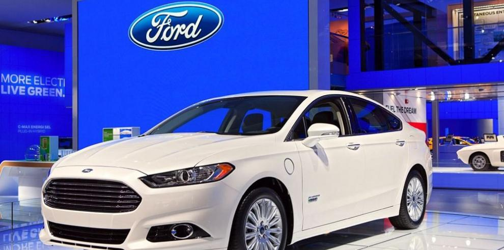 Ford creció en EE.UU. un 5.4% el último mes