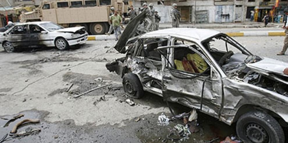 13 muertos en ataques en Bagdad