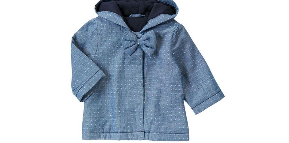 Moda para los primeros días de nacidos