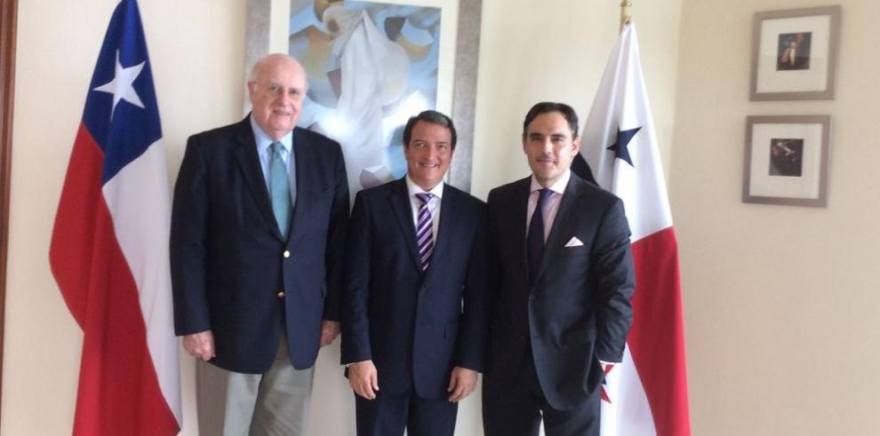 El embajador chileno aboga por las pequeñas empresas
