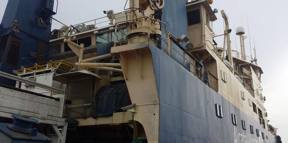 Último tramo de cable submarino