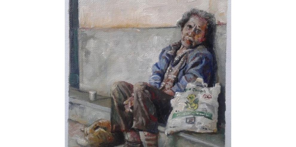 """""""Quiero pintar la realidad"""""""