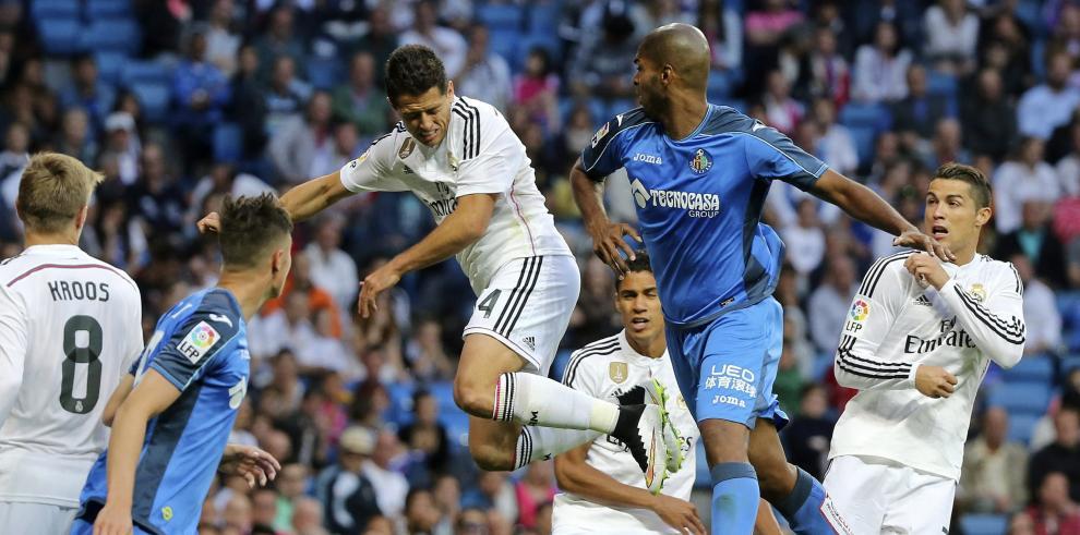 Real Madrid golea 7-3 al Getafe y hace el cierre de la liga