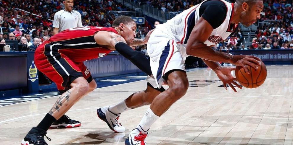 Al Horford, y Splitter, entre los mejores latinos- NBA