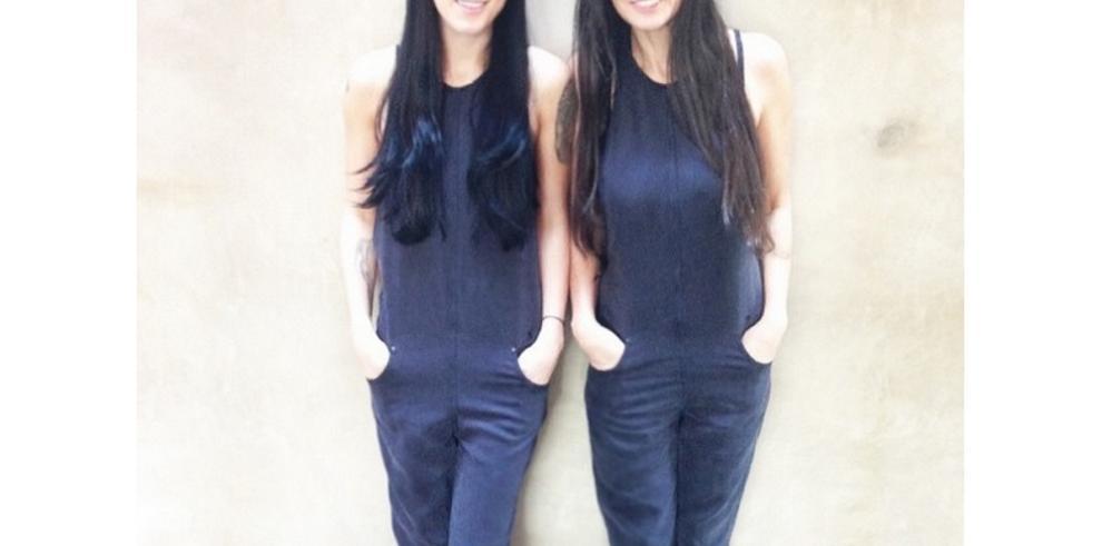 Demi Moore y su hija, casi iguales