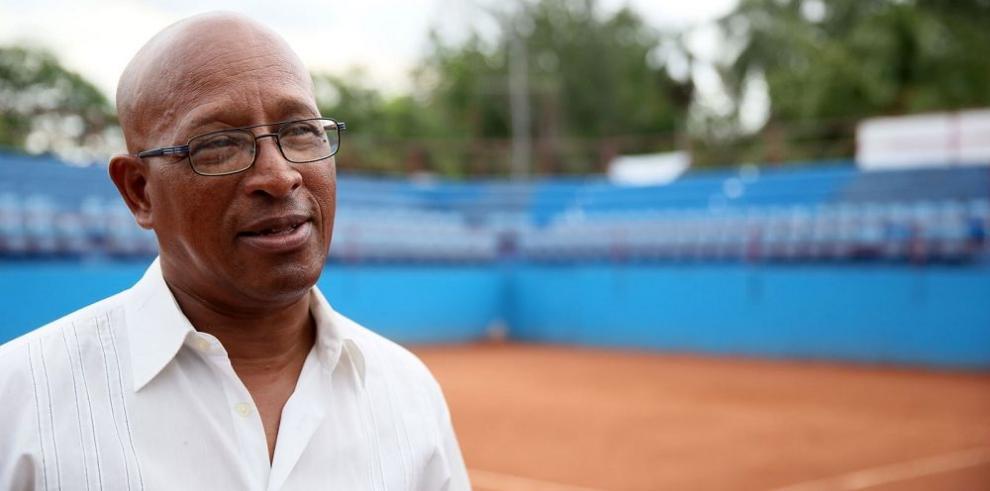 Pre selección de Panamá se alista para la Copa Davis 2015