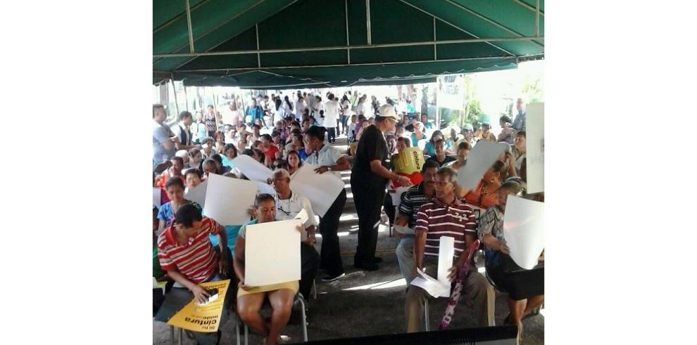 MINSA realiza censo de salud en San Miguelito