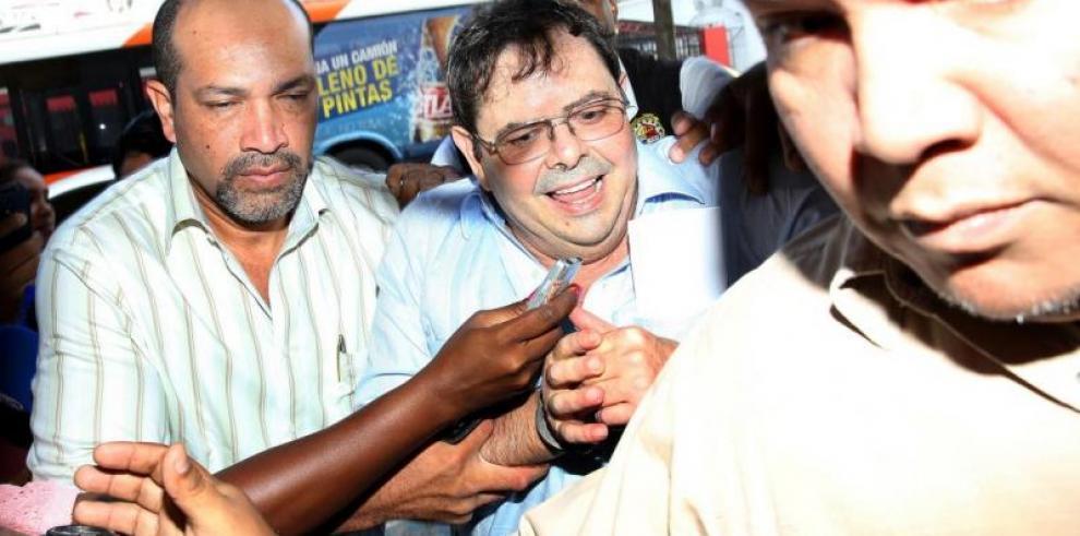 Abogado de Luis Cucalón pide casa por cárcel para su cliente