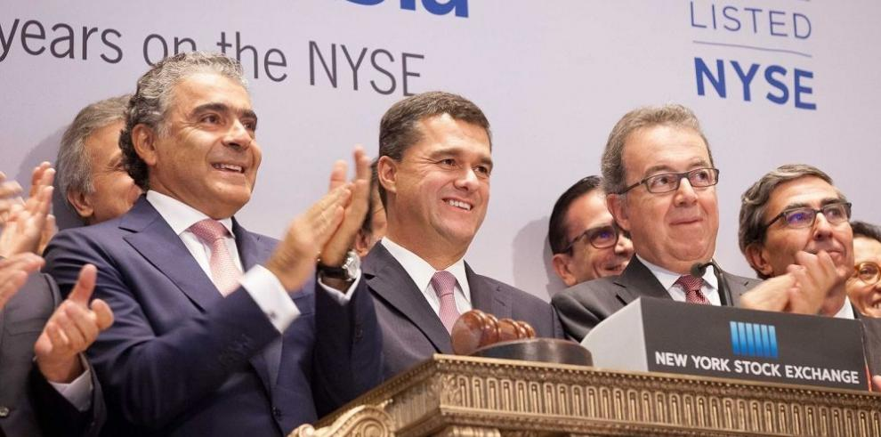 Bancolombia abrió jornada de Wall Street