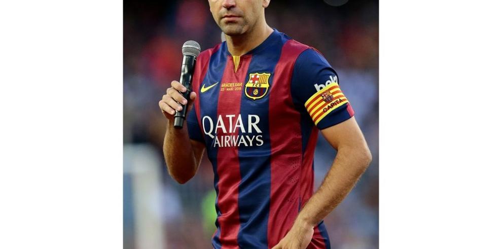 PSG estaría interesado en firmar a Xavi