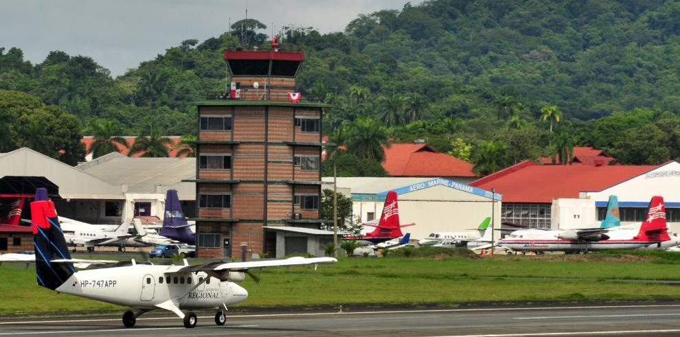 Rechazan traslado de aeropuerto Marcos A. Gelabert