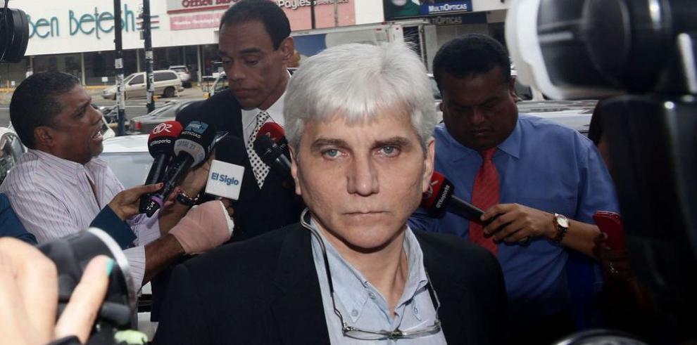 Fiscalía fijó para el lunes indagatoria de Tamburrelli