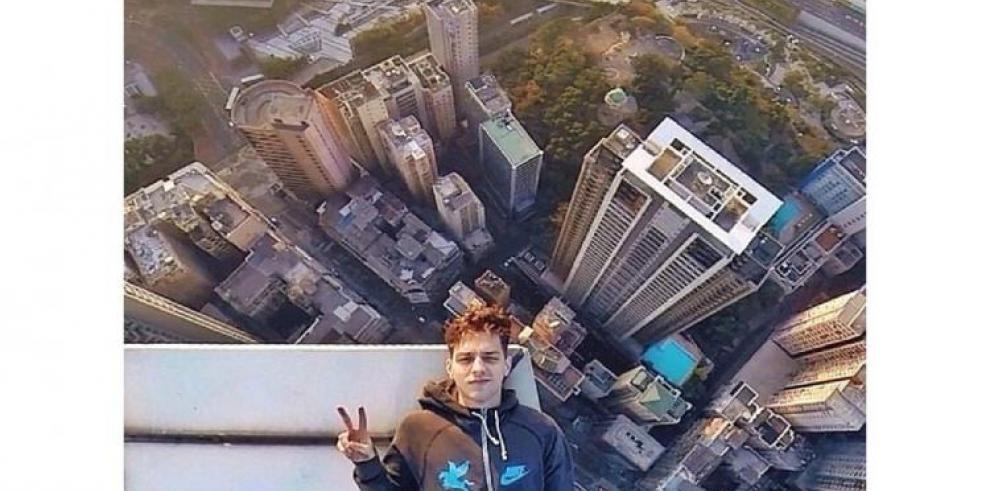 Increíbles selfies que sobrepasan el peligro