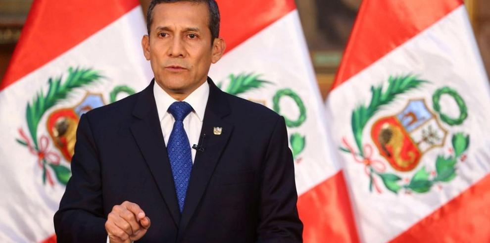 Ollanta Humala descarta suspender el proyecto minero al sur del país