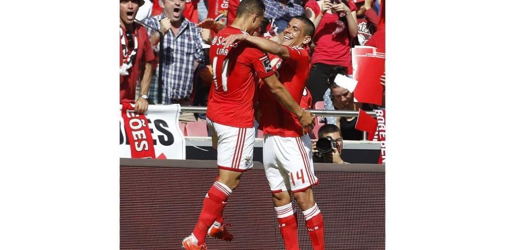 El Benfica, a tres puntos de ser campeón
