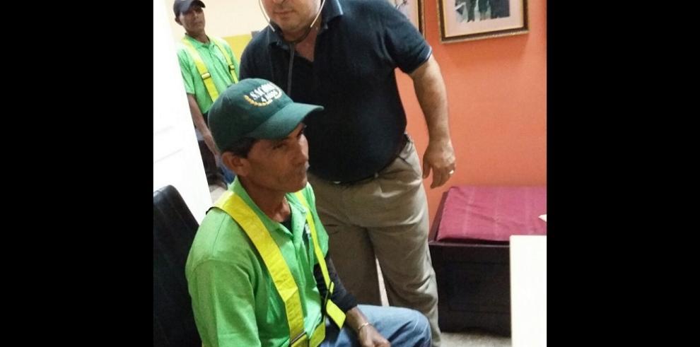 Plan de atención para recolectores de basura de Veraguas