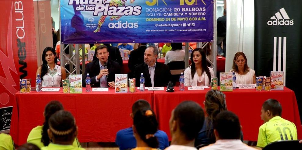 """""""La Ruta de las Plazas"""", carrera que hará historia en Panamá"""