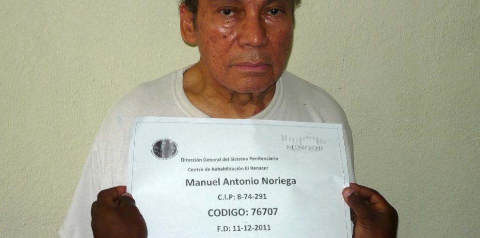 Abogado pide anular audiencia contra Manuel Antonio Noriega