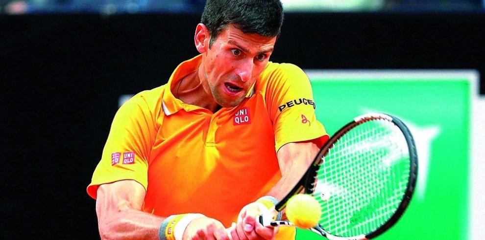 Djokovic y Ferrer se miden en Roma