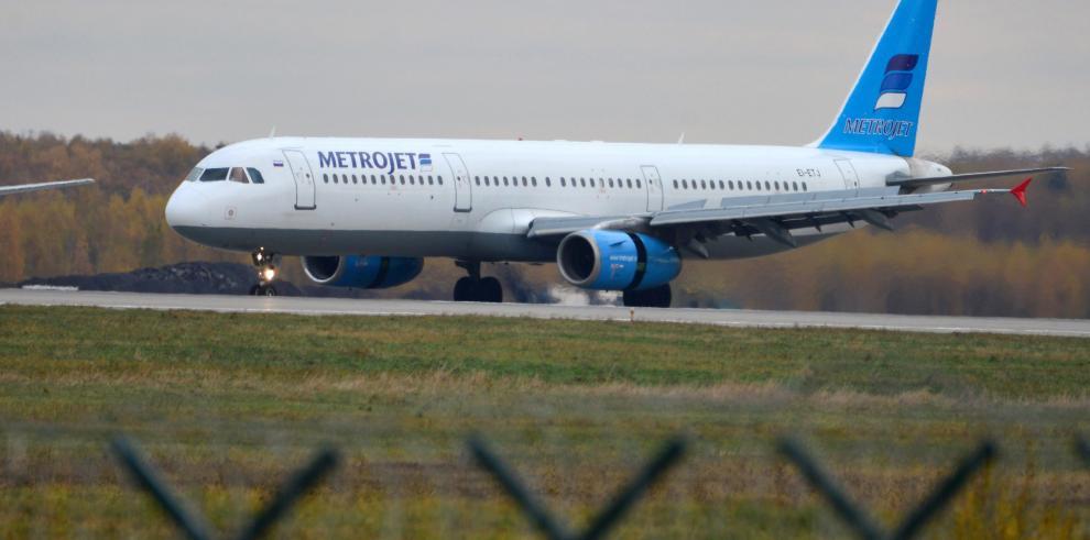 Estado Islámico asegura haber derribado avión ruso siniestrado en Egipto