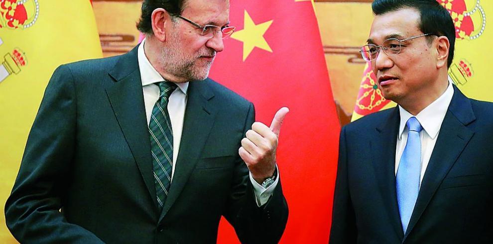China y España suscriben 10 acuerdos comerciales por 4,000 millones