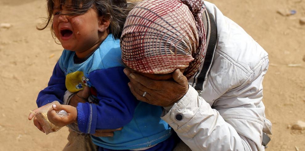 EI decapita niños en ciudad iraquí Qaraqosh
