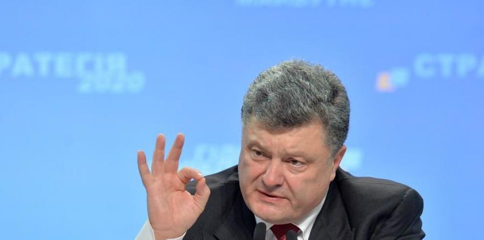 Kiev pide a Moscú no reconocer elecciones
