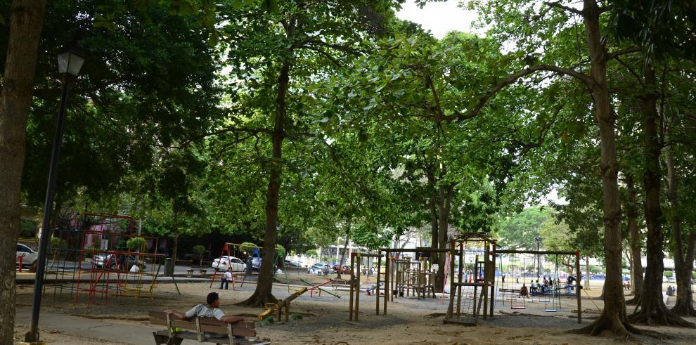 Advierten posible destrucción de parques por obras de estacionamientos