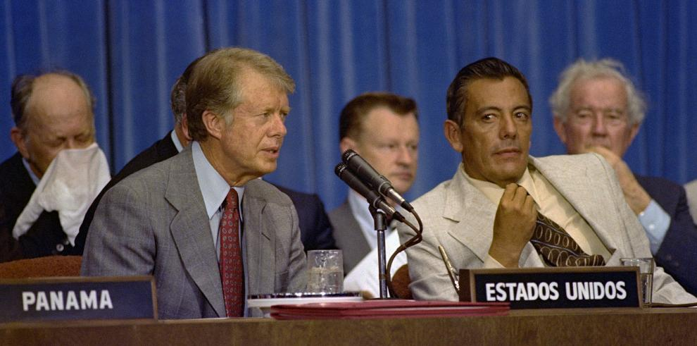 Proponen día cívico para los Tratados Torrijos Carter