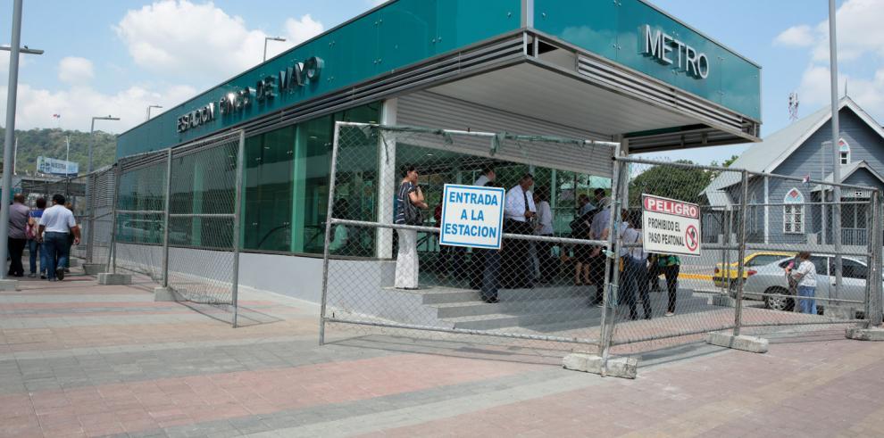 Limpieza del Metro ya tiene contratista