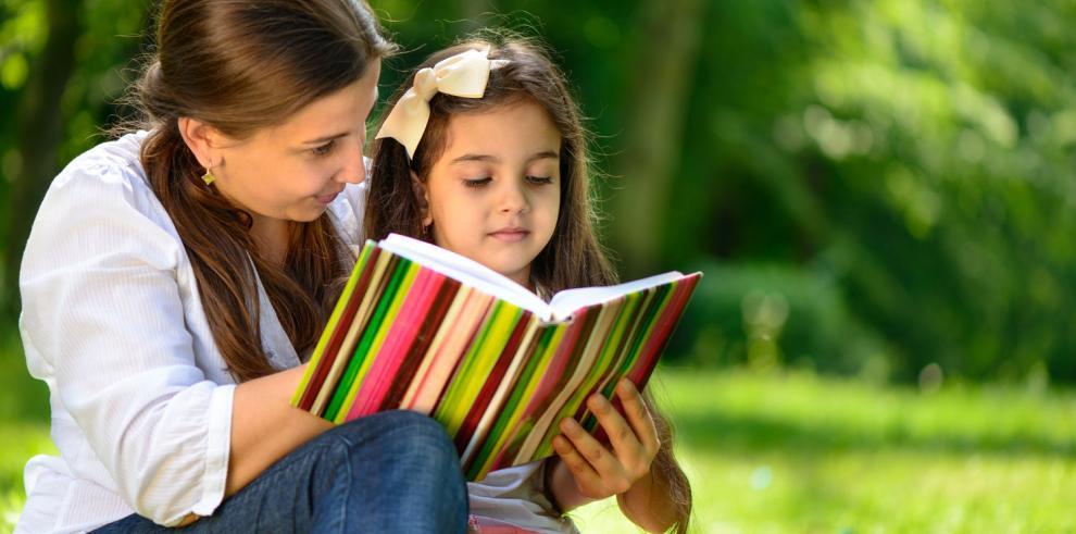 La lectura infantil, un hábito beneficioso