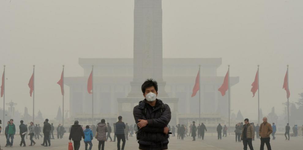 Contaminación ambiental, la peor amenaza para la vida